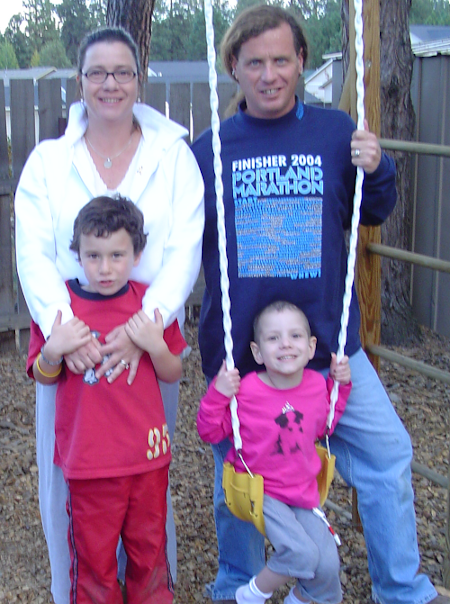 Picture of the Pite Family